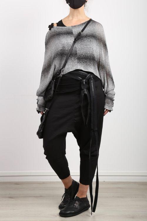 rostfrei by a.röstel - Pullover mit Kimonoärmeln melange