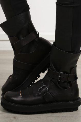 trippen - Modell REBEL black - Winter 2021