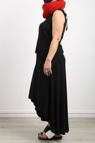 black by k&m - Top Like No Other Cotton Ripp black - Sommer 2021