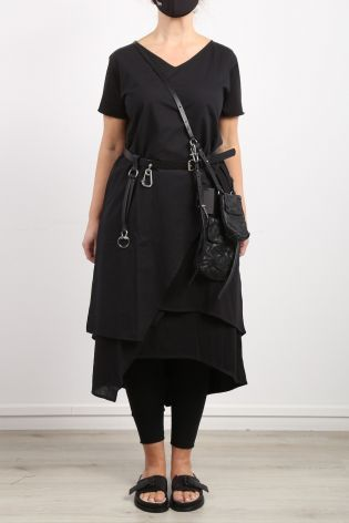 black by k&m - Rock Out Of Control with cape front black - Summer 2021