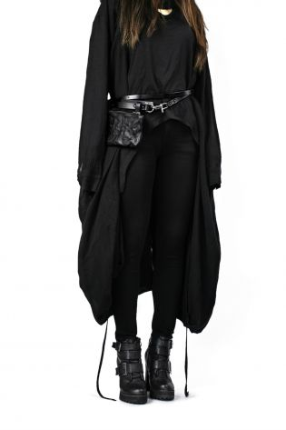 teo + ng - Bag CHIN 3 ways to wear black - winter 2022