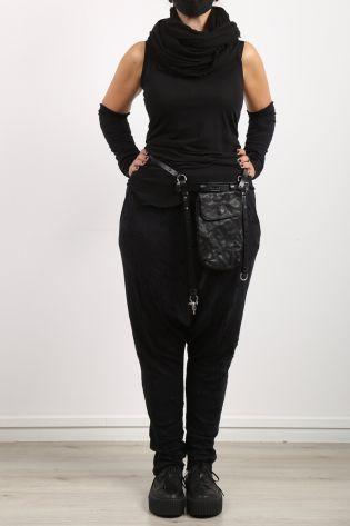 black by k&m - Arm Sleeves Keep It Precious black - Winter 2022