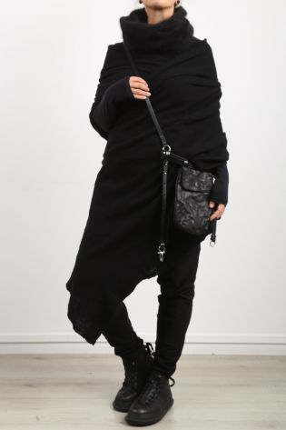rundholz black label - Pants with stretch inserts black - Winter 2022